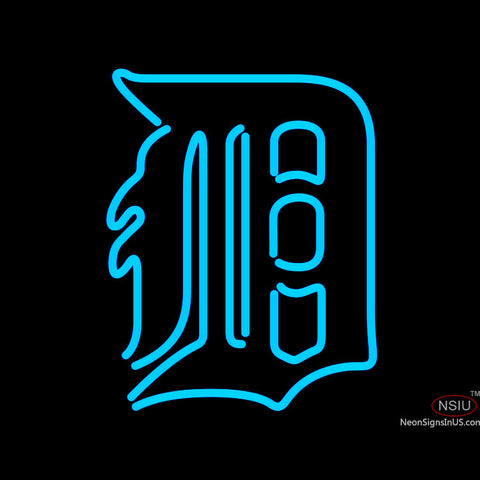 Detroit Tigers MLB Neon Sign x