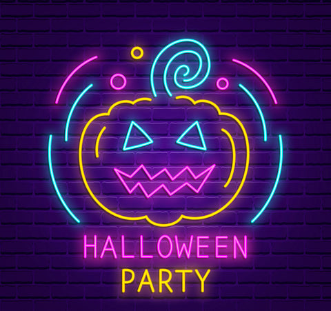 Halloween Neon Sign
