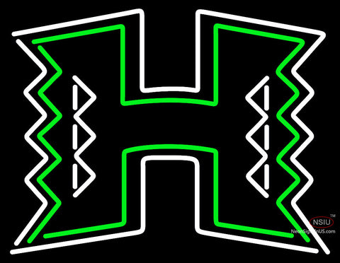 Hawaii Rainbow Warriors Neon Sign