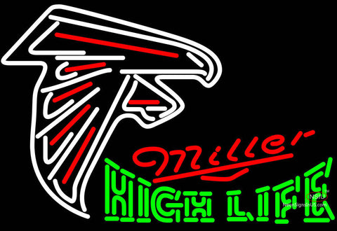 High Life Atlanta Falcons NFL Neon Sign