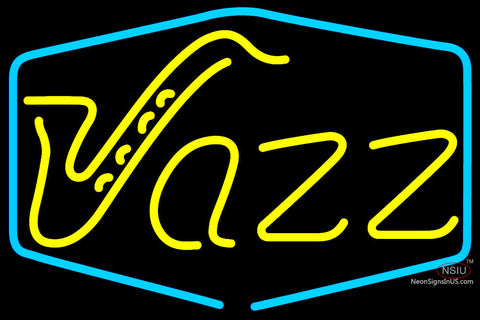 Jazz Room Neon Sign
