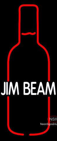 Jim Beam Neon Sign
