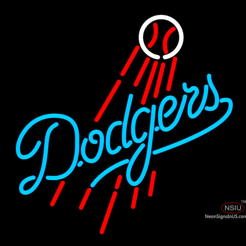 Los Angeles Dodgers MLB Neon Sign x
