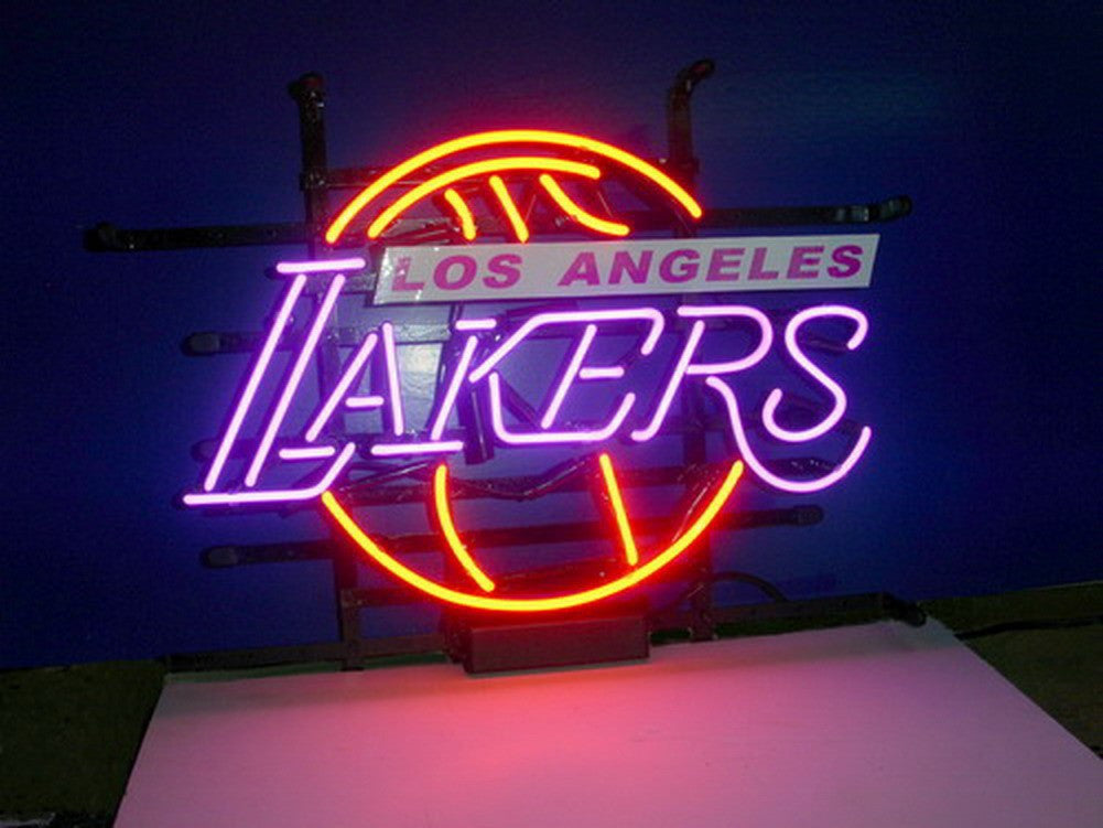 Los Angeles Lakers Neon Sign – Bro Neon Sign
