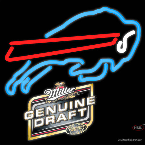 Mgd Buffalo Bills NFL Neon Sign   x
