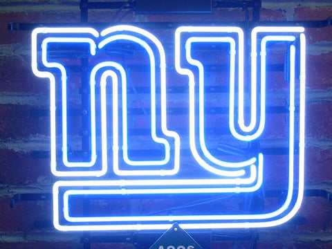 New York Giants Neon Sign