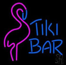 new Tiki Bar Neon Beer Sign