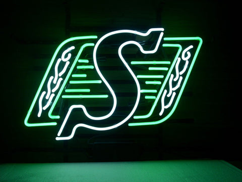 Saskatchewan Roughriders Neon Sign