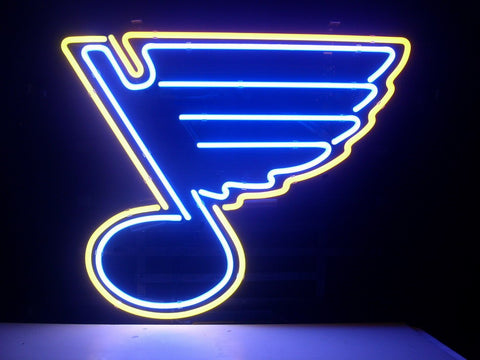 St. Louis Blues Neon Sign