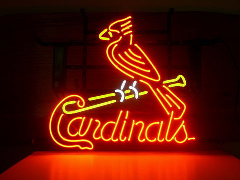 St. Louis Cardinals Neon Sign