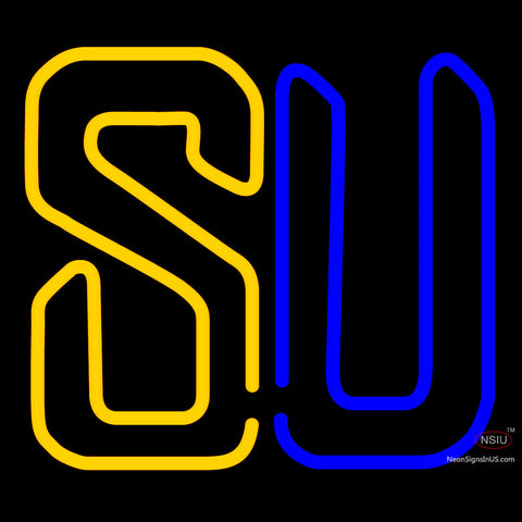 Syracuse University Neon Sign  x