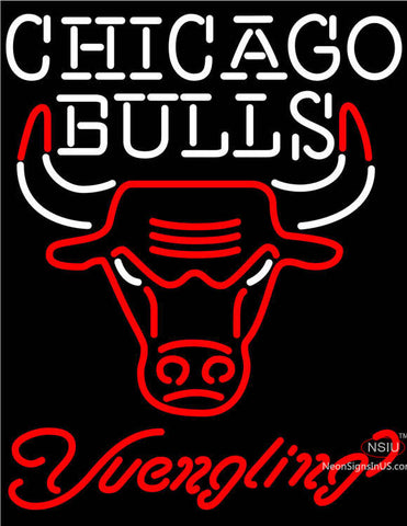 Yuengling Chicago Bulls NBA Beer Neon Sign