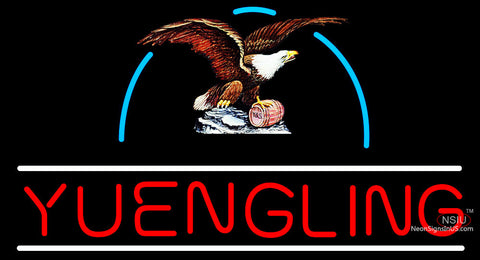 Yuengling Eagle Neon Beer Sign