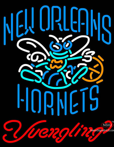 Yuengling New Orleans Hornets NBA Beer Neon Sign