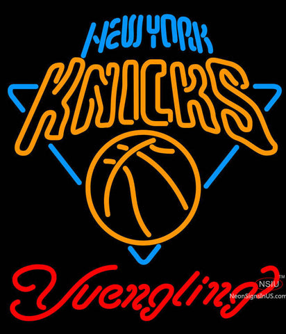 Yuengling New York Knicks NBA Beer Neon Sign