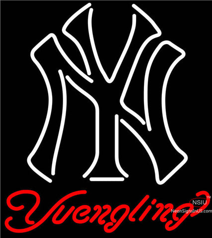 Yuengling New York MLB Beer Neon Sign