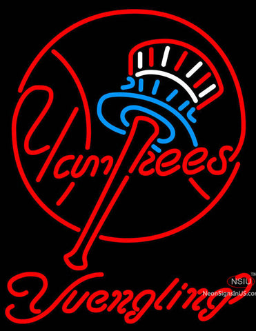Yuengling New York Yankees MLB Beer Neon Sign