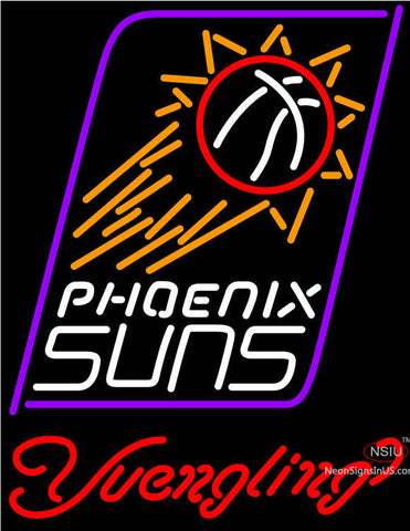 Yuengling Phoenix Suns NBA Beer Neon Sign