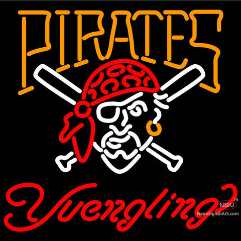 Yuengling Pittsburgh Pirates MLB Beer Neon Sign