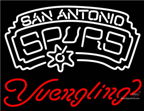 Yuengling San Antonio Spurs NBA Beer Neon Sign