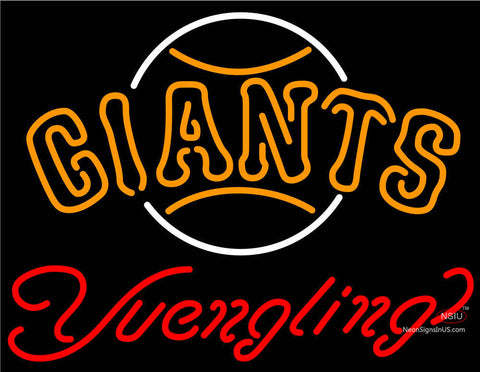 Yuengling San Francisco Giants MLB Beer Neon Sign