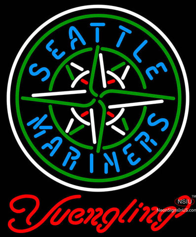 Yuengling Seattle Mariners MLB Beer Neon Sign