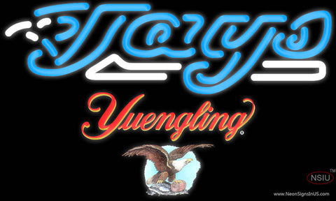 Yuengling Toronto Blue Jays MLB Neon Sign