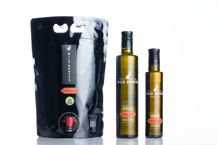 Kitchen Blend Extra Virgin Olive Oil - 2019 Harvest