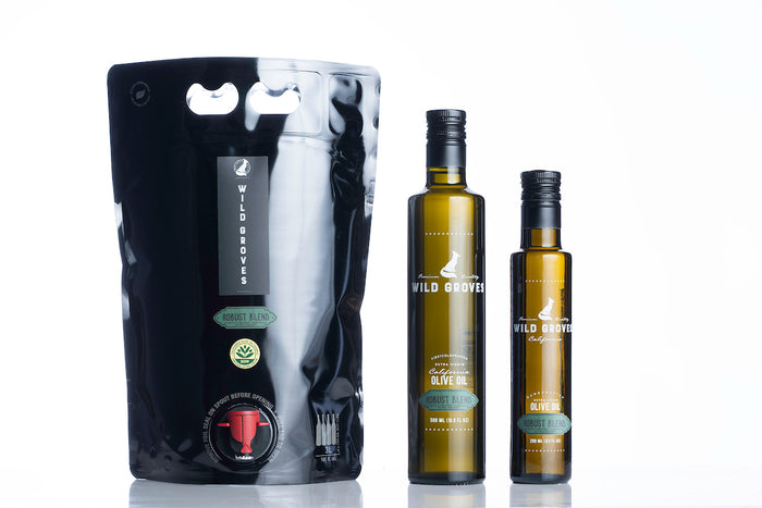 Robust Blend Extra Virgin Olive Oil