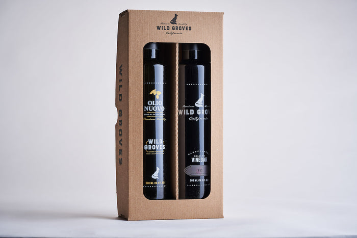 Fig Balsamic and Olive Oil Box Set