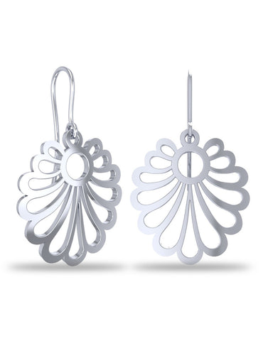 925 Sterling Silver Dangle Earrings