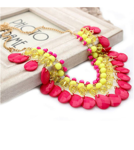 Karatcart GoldPlated Trendy Bohemian Necklace