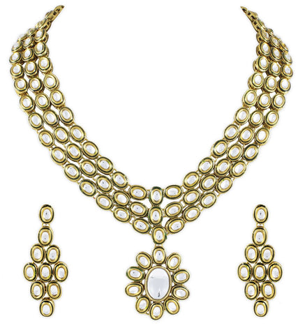 Bipasha Basu Kundan Necklace