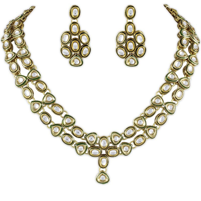 Madhuri Dixit DCW Kundan Necklace