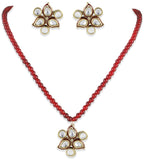 Mia collection kundan traditional Jewel Set