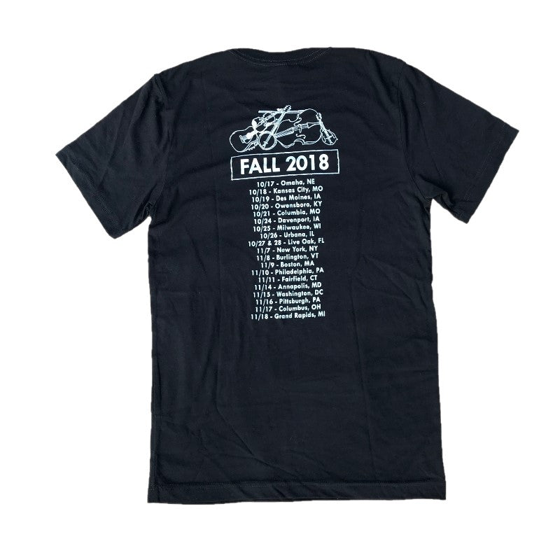 2018 Fall Tour T-Shirt