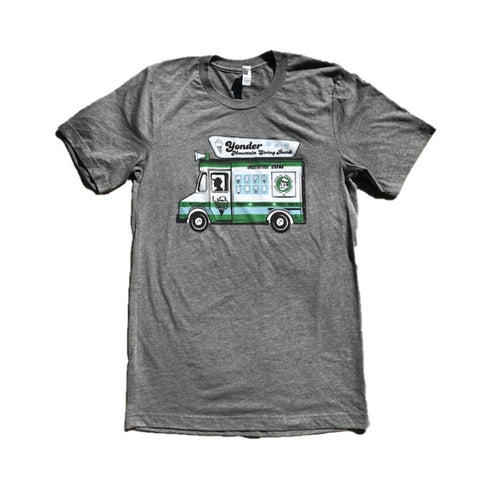 Ladies Green Spring Tour 2012 T-Shirt