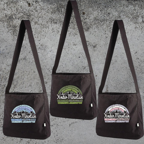 econcsious Farmer's Market Bag - Mountain Logo