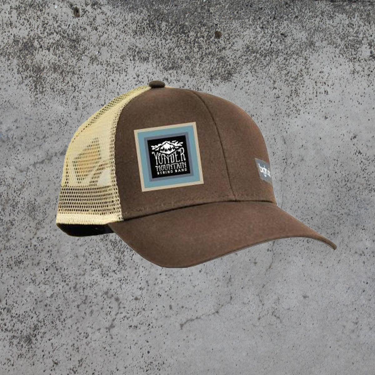 bigtruck hat - Brown