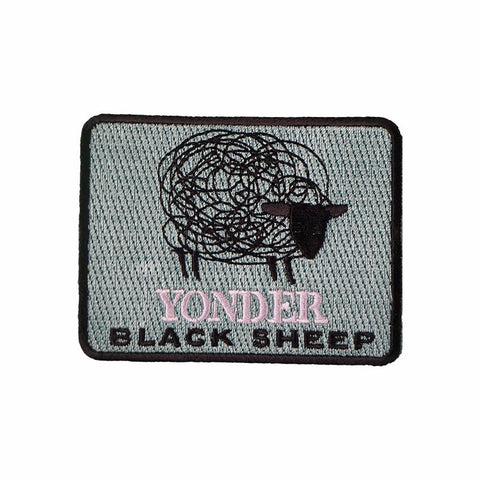 Mountain Logo Patch - Black