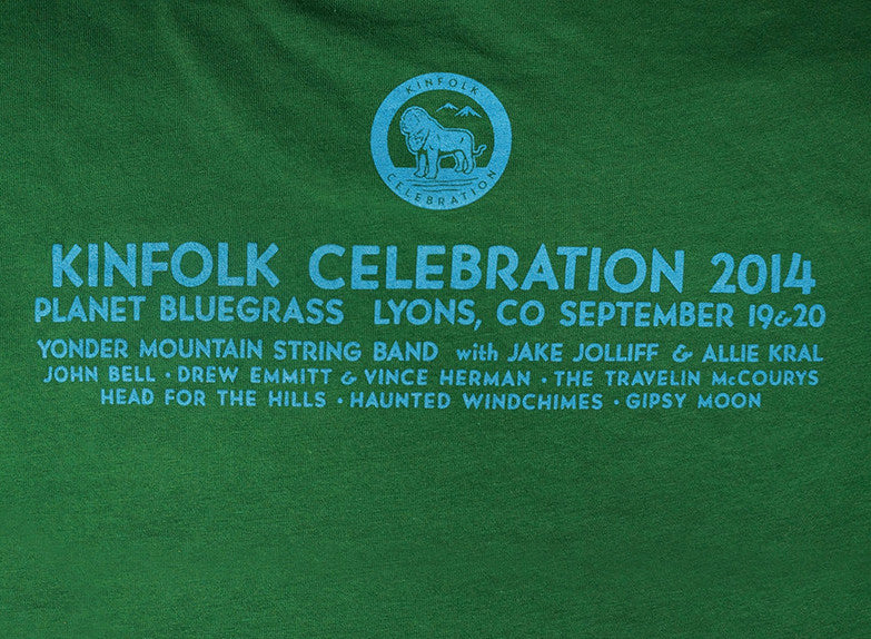 Kinfolk Celebration 2014 T-Shirt