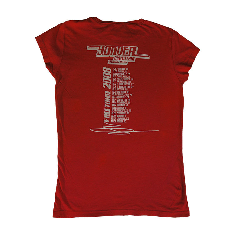 Ladies Fall Tour 2008 T-Shirt