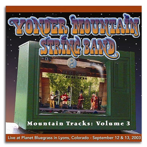 Mountain Tracks 3 (2004)