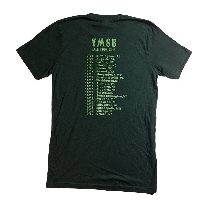 2016 Fall Tour T-shirt