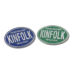 Kinfolk Pins