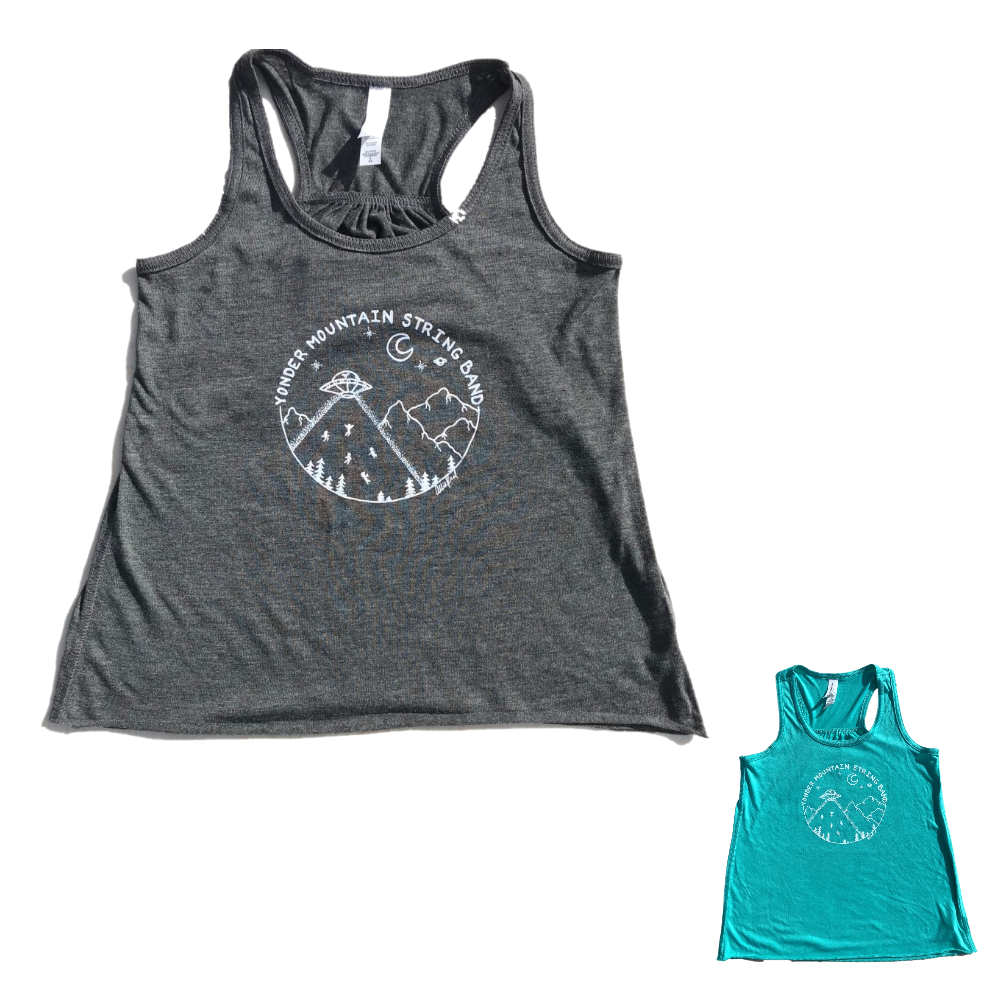 Hand-Drawn Allie Kral Design Kids Tank