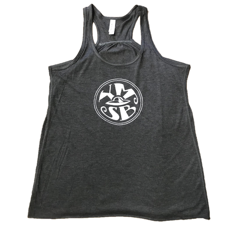 Hand-Drawn Allie Kral Design Ladies Tank