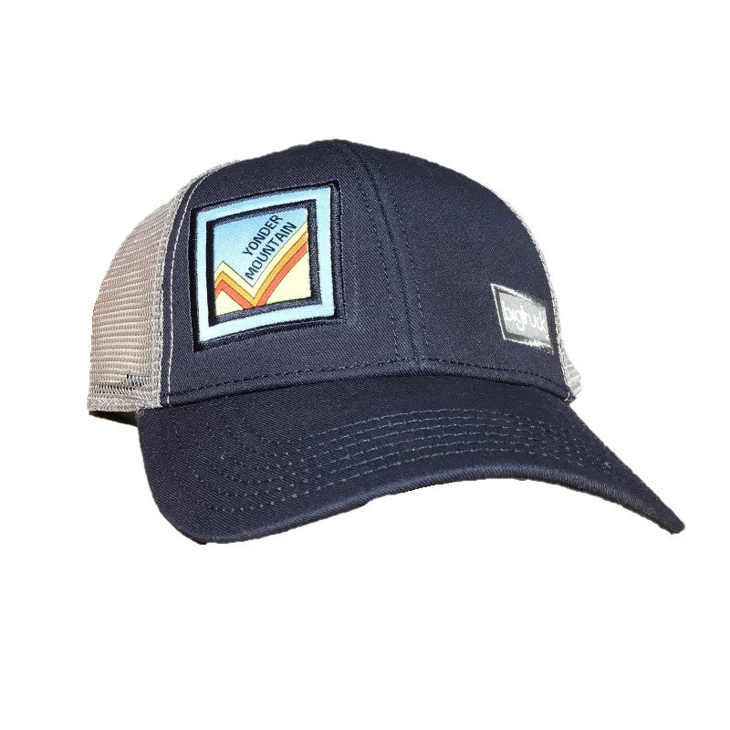 BACK ORDER - bigtruck hat - Navy Blue