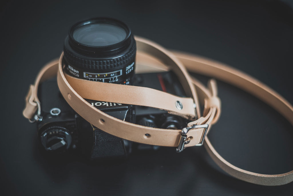Adjustable Camera Straps Go Wide!
