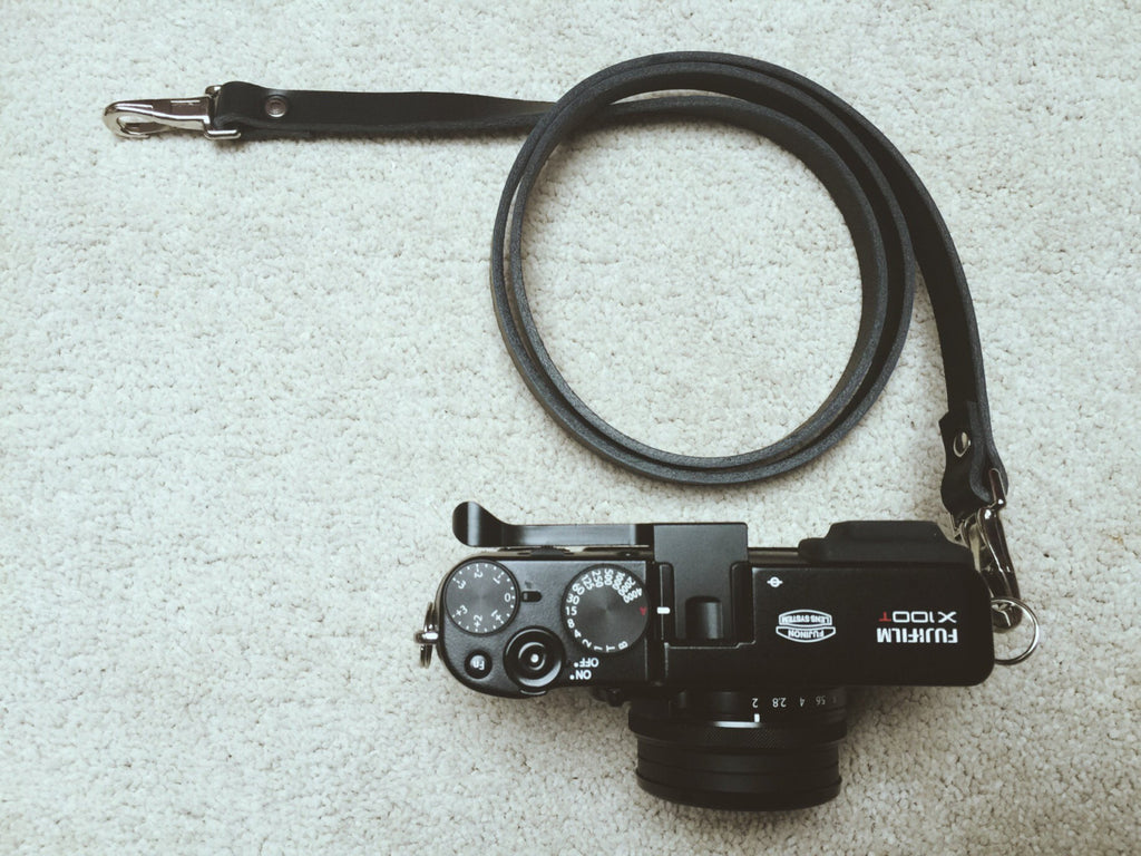 Quick Release Snaps for Leather Camera Straps
